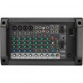 Yamaha Emx 2 10 Kanal 2x250 Watt Power Mikser