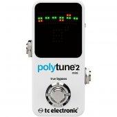 Tc Electronic Polytune 2 Mini Polifonik Akort Pedalı