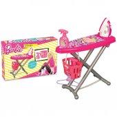 Barbie Ütü Masası + Ütü + Sepet Oyuncak Lisanslı...