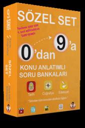 Tonguç Yayınları 0' Dan 9' A Konu Anlatımlı Soru Bankası Sözel Set