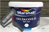 Marshall Silikonlu Özel Mat İç Cephe Boyası 15lt 20kg