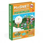 Diytoy Magnet Hikaye Oluşturma Mevsimler 6 Parça