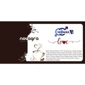 Novagra Bay Bayan Unisex Bitkisel Kahve