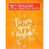 Dorya Publishing 5 Th English Grade Practıce Tests...