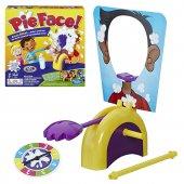 Pie Face Eğlenceli Çocuk Yetişkin Aile Oyunu Hasbro Pasta Surat