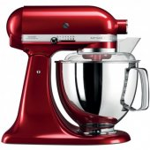 Kitchenaid Artisan Stand Mixer Candy Apple 4,8 L Eca 5ksm175pseca