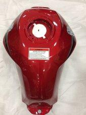 Motoran Yakıt Deposu Kırmızı Renk