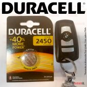 Duracell Bmw 116 320 420 520 Seri Kumanda Pili (40...