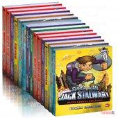 Süper Ajan Jack Stalwart Sürükleyici Macera Hikaye 14 Kitap Set