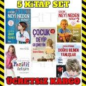Pedagog Dr.adem Güneş Çocuk Eğitim Kitapları 5 Kitap Set