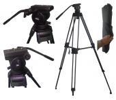 Pdx Profesyonel Kamera Ayağı,tripod