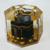 Kabe Temalı Kristal Sulu Biblo Kalemlik 410