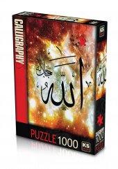Ks Puzzle 1000 Parça Allah (Cc) Lafz I Şerifi 11254