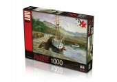 Ks Puzzle 1000 Parça Astride 20510