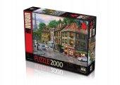 Ks Puzzle 2000 Parça Paris Streets 11307