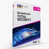 Bitdefender Total Security 2019 5 Kullanıcı