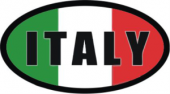 ıtaly Sticker