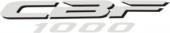 Honda Cbf1000 Sticker Etiket Sag Sol Takım