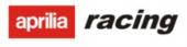 Aprilia Racing Sticker