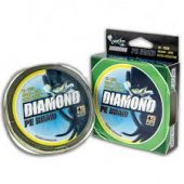 Bauer Diamond Pe Braid Misina 100 Mt(0.20mm)