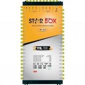 Next Starbox Ye 10 40 Sonlu Uydu Santral Ledli Multiswitch + Adap