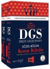 Yargı Yayınları 2019 Dgs Vıp Sayısal Sözel Bölüm Konu Seti