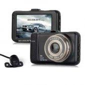 Soloner Sl92 Fullhd 1080p Çift Kamera Araç İçi Güvenlik Kamerası