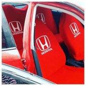 Honda Likralı Servis Kılıfı Ön Arka Full Set Penye