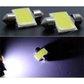 1 Adet Yüksek Kaliteli 31mm Festoon Cob 12 Chips Dc 12 V Led