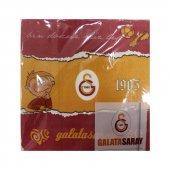 Galatasaray Kağıt Peçete 33x33 Cm 20 Adetli