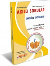 Türkiye Ekonomisi Konu Anlatımlı Geçmiş Yıl Çözümlü Sorular
