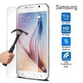 Samsung Galaxy S6 Edge Kırılmaz Cam Ekran Koruyucu