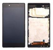 Sony Xperia Z5 Lcd Dokunmatik Ekran Siyah