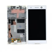 Sony Xperia C3 Lcd Ekran Dokunmatik Panel + Tamir Seti