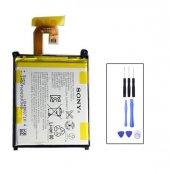 Sony Xperia Z2 Batarya 3200 Mah Orijinal + Montaj Seti