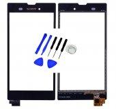 Sony Xperai T3 D5102 D5103 D5106 Ön Cam Dokunmatik + Tamir Seti