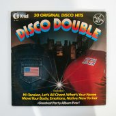 Plak Disco Double 30 Original Disco Hits 33 Lük