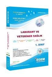 Laborant Ve Veteriner Sağlık 1.sınıf Bahar Dönemi Egem Yayınları
