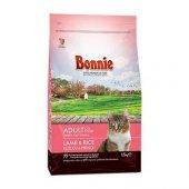 Bonnie Kuzu Etli Kedi Maması 15 Kg