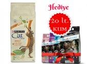 Purina Cat Chow Tavuklu Hindili Yetişkin Kuru Kedi Maması 15 Kg