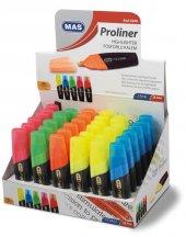 Proliner Fosforlu Kalem Standı (36 Lık