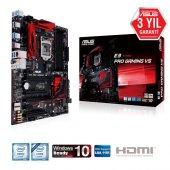 Asus Intel E3 Pro Gamıng V5 C232 Ddr4 2133 1151p 7 Atx Anakart