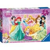 Ravensburger Puzzle 80 Parça Disney Prensesleri 109258