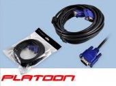 Platoon Pl 7015 15 Mt. Metre Vga Ekran Projeksiyon Data Kablosu