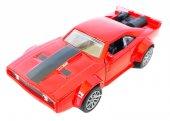 Metal Çek Bırak Spor Araba Diecast Çılgın Spor Arabalar Mustang