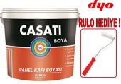 Casati Panel Kapı Boyası 2,5 Lt Beyaz