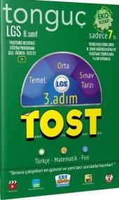 Tonguç Akademi 8. Sınıf Lgs Tost 3. Adım