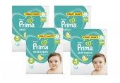 Prima Bebek Bezi Aktif 5 Beden Junior Fırsat Paketi 208 Adet