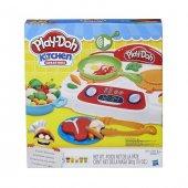 Play Doh Kitchen Creatıons Cız Bızz Ocak Oyun Hamu...