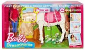 Barbie Dream Horse Barbienin Dans Eden Atı Frv36
